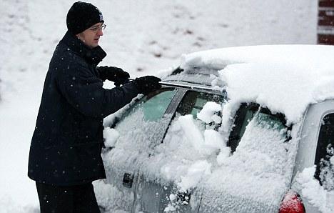 поготовить автомобиль к зиме